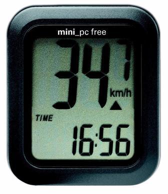 Бездротовий аналоговий велокомп'ютер O-synce MINI FREE