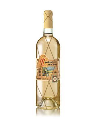 Вино ЛозаноКабальеросДеЛаРосаБланко н/сол біле 0,75