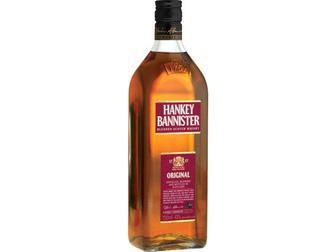 Виски Hankey Bannister Ханки Баннистер 0.7л