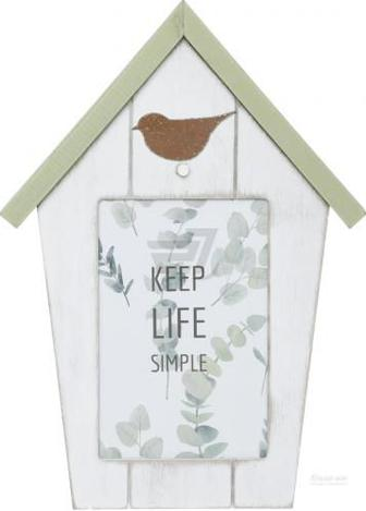 Рамка для фото Keep life simple 10x15 см