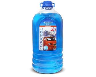 Омыватель стекла -22˚С LEDOCOOL, 4 л