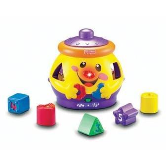 Развивающая игрушка Волшебный горшочек Fisher-Price На русском (K2831)