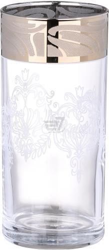 Набір склянок Істамбул Мускат 290 мл 6 шт. GE05-402 Гусь Хрустальный