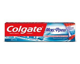 Паста зубна Colgate Макс Фреш «Вибухова м'ята» 100 мл