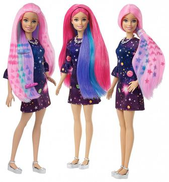 Набор Barbie Цветной Сюрприз (FHX00)