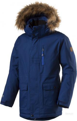 Куртка-парка McKinley Phil jrs 152 синій