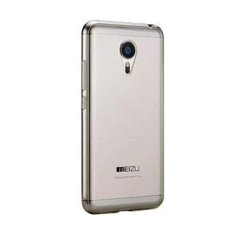 Скидка 89% ▷ Remax Ultra Thin Silicone Remax 0.2 mm Meizu M5 White