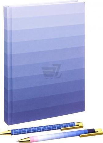 Книга для нотаток А5 не датований з кульковою ручкою і механічним олівцем