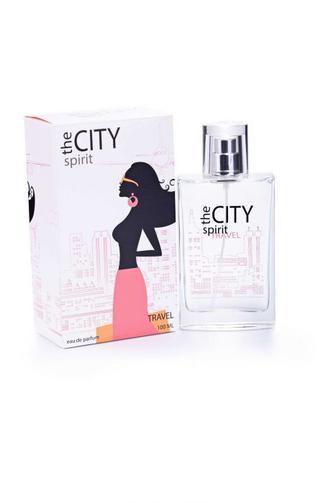 Парфюмированная вода The City Spirit Travel женская 100мл