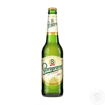 Пиво Старопрамен 0,5л