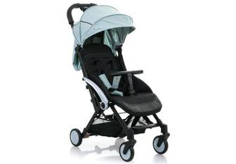 Дитяча коляска прогулянкова Babyhit Amber Plus Salvia (30162)