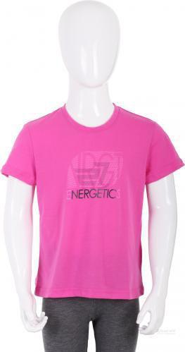 Футболка Energetics Hermine р. 164 темно-рожевий 249688-410