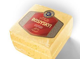 Сир Російський 45% Клуб сиру ваговий кг