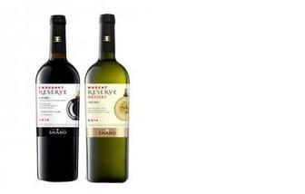 Вино красное/белое десертное Reserve, Shabo, 0,75л