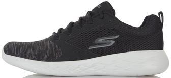 Кросівки жіночі Skechers Go Run 600 черные