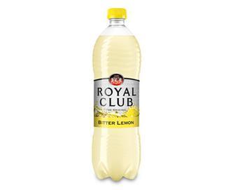 Напій безалкогольний газований «Біттер лимон» Royal Club, 1 л
