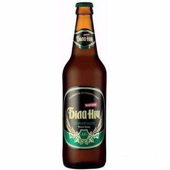 Пиво Черниговское Белое нефильтрованное Біла Ніч 0,5л