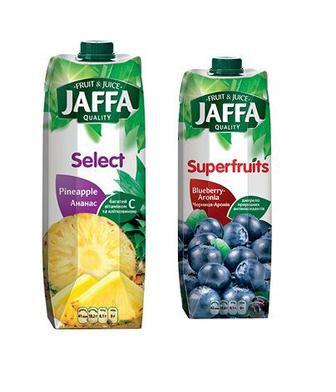 Сік або нектар Jaffa 0,95л