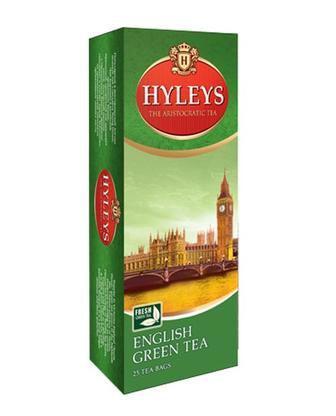 Чай зелений 25 пак Hyleys