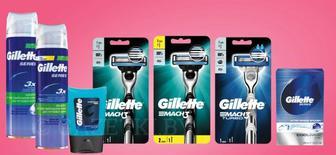 Станки и засоби для гоління Gillette