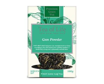 Чай Tea of Life Green Gun Powder, 100г