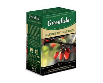 Чай чорний Greenfield Barberry Garden, 100 г
