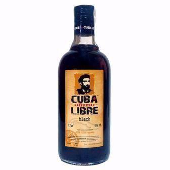 Ром Black Cuba libre 700мл