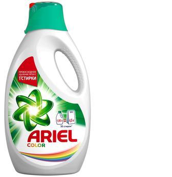 Засіб для прання Ariel Color рідкий, 1,95 л
