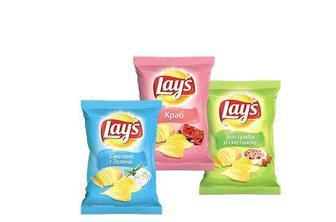 Чіпси картопляні Lay's 71г