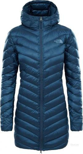 Пальто THE NORTH FACE W Trevail Parka T93BRK40Q S синій