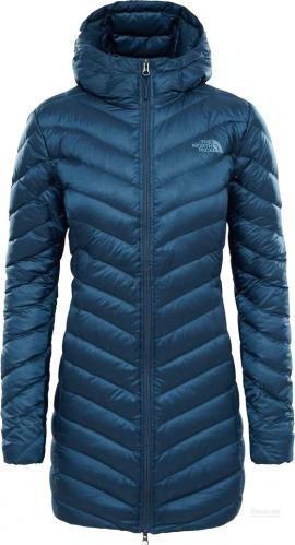 Скидка 40% ▷ Пальто THE NORTH FACE W Trevail Parka T93BRK40Q S синій