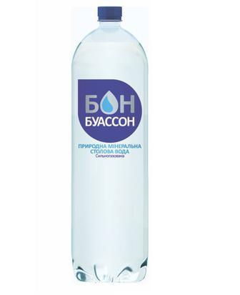 Мінеральна вода сильно газована Бон Буасон 2л