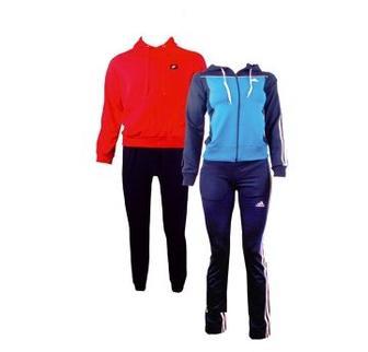 Весь ассортимент мужской и женской спортивной одежды