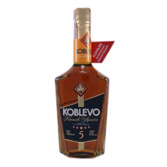 Коньяк Коблево 5* 0,5л