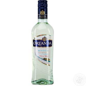 Вермут білий солодкий Italiano Bianco Oreanda 1л