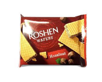 Вафлі Roshen Wafers горіх, 72г