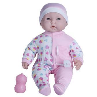 Пупс Мягкий Великан Мечтатель в розовой шапочке JC Toys (4105018)