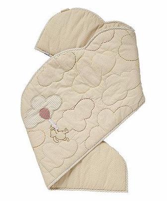 Захисний бампер подовжений Winnie The Pooh 33 х 340 см від Mothercare