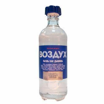 Водка Особая    Воздух, 0,5 л