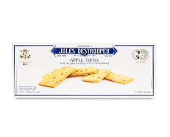 Печиво вершкове з яблуками, J.Destrooper 100 г