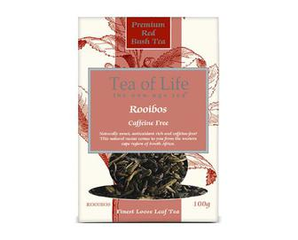 Чай Tea of Life Rooibos, 100г