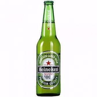 Пиво Хайнекен 0,5л