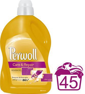 Жидкое средство для стирки Perwoll, 2,7 мл