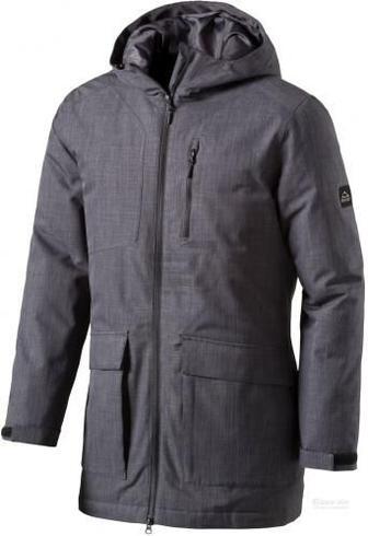 Куртка-парка McKinley Nolan ux 280798-900050 S сірий меланж
