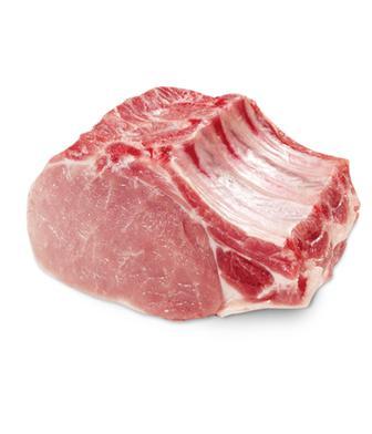 Корейка свинячв з кісткою 1 кг