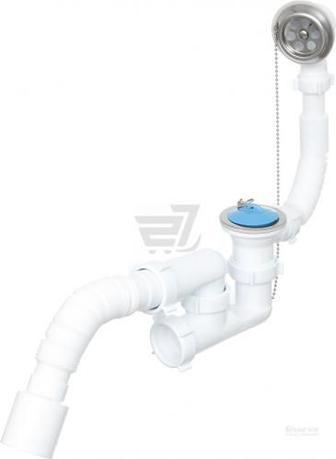 Сифон для ванни Water House Flat Steam SVD-03