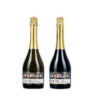 Вино виноградне ароматизоване Pava Грайлива 0,75л