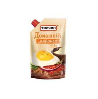 Майонез Торчин Домашній, 160 г