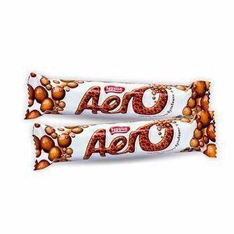 Шоколад молочний Aero Nestle 30 г