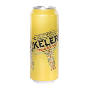 Пиво 0,5л 6,5% Keler світле